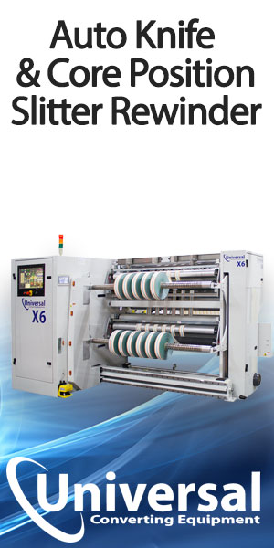 Automated Slitter Rewinder